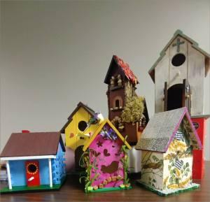 Charis Gallery Birdhouses