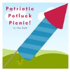 Patriotic Potluck Picnic!