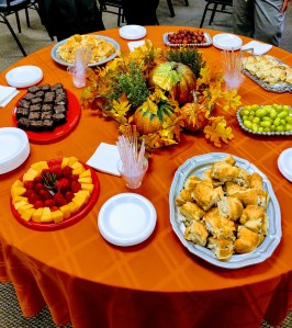 Refreshments Last Sunday - 9-30-2018